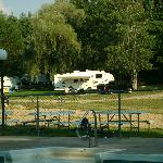 Foto de Flat Rock Bridge Family Camping