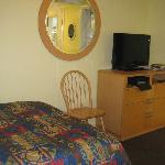  Moontide - motel room 1 South bedroom