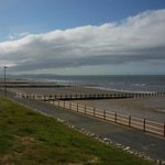 Rhyl East Beach