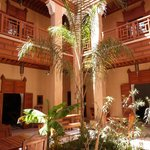 Riads Marrakech Al Ksar Spa Boutique hotel medina