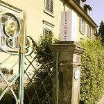 Entrance to the B&B