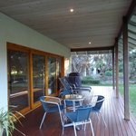  Back verandah