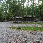  RV Camp Sites next to Cabins
