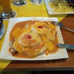 Schnitzel Hawaii - My Favorite!!!