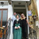 Jane Austen fans made welcome