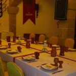  Comedor Medieval