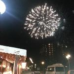 varna hotel fire works