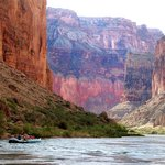 Enjoy the grandeur while floating through the Grand Canyon.