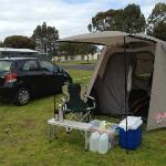  Campsite at Naracoorte Holiday Park