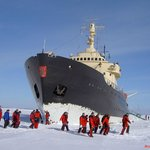 Snowmobile safari to Sampo Icebreaker