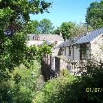 Berrio Mill Holiday Cottages Cornwall resmi