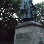 Alfred Lord Tennyson as featured in the Lincoln Ghost Walk