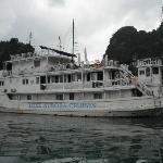 Dodgy Luxury Halong Bay Boat!!