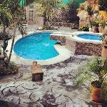 Foto de Coyaba Tropical Bed and Breakfast