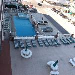  Sundeck and pool during the day