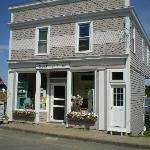  Northern Tides Art and Gift Gallery, Lubec, Maine.