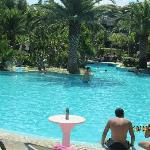 Photo de Fiesta Hotel Garden Beach