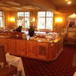 Breakfast buffet Hotel Albris