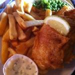 Scrumptious Fish & Chips