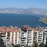  view of izmir above asansor