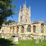  Fairford Church