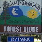 ‪Forest Ridge Campground & RV Park‬