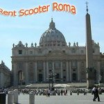 rent scooter borgo - day tour