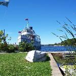  Segwun Steam Boat, Gravenhurst