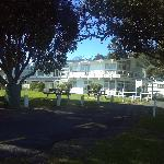 Hananui Lodge Motel Foto