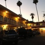 Hollywood La Brea Motel Foto