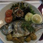 great fish in Lagos!
