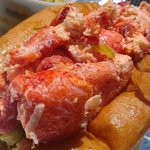 Award wining lobster roll!