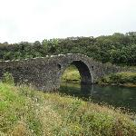  View of Clachan bridge (Bridge Over the Atlantic) from Tigh An Truish