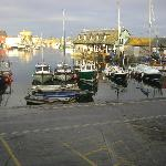  Mevagissey view from Room 3.