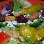"Zorba ""greek"" Salad..."