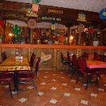  Interior of La Quetzalteca