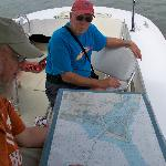 Captain Bert explains how boats navigate safely.