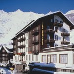  Sunstar Hotel Beau-Site Saas Fee - Hotelansicht Winter