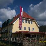 Photo de Hotel Garni Weinquadrat