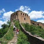 Great Wall Hiking and Camping-Day Tour