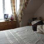 Room 11, showing lovely big bed