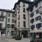 Photo de Grand Hotel des Alpes