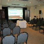Redlands Room set up for a function