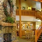 Elegant Lobby of the Inn at Holiday Valley