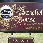 Foto de Benefield House Bed & Breakfast