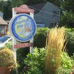 The Dolphin Den of Ogunquit Beach Street View