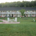 Beach Inn Motel on Munising Bayの写真