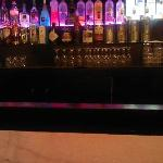  Bar Counter where I ordered snacks. Friendly nice staff!