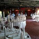The Dinning Area