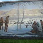 Floodwall Mural, Portsmouth, Ohio